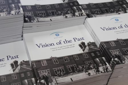 Image of stacks of Vision of the Past Books
